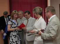 Диплом вручается Исаковой Анне Сергеевне