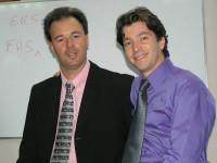 Стефан Виньятелли (Stephane Vignatelli) и Бертран Ауи (Bertrand Haouy)